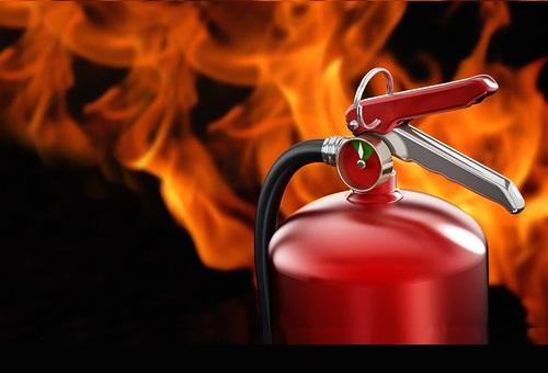 Curso Uso y manejo de extintores