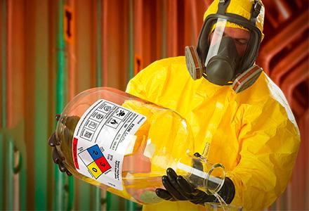 Curso Manejo, Transporte y Almacenamiento de Sustancias Químicas Peligrosas